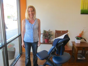 Kelly Nickel, LMT, Cincinnati Massage Therapist